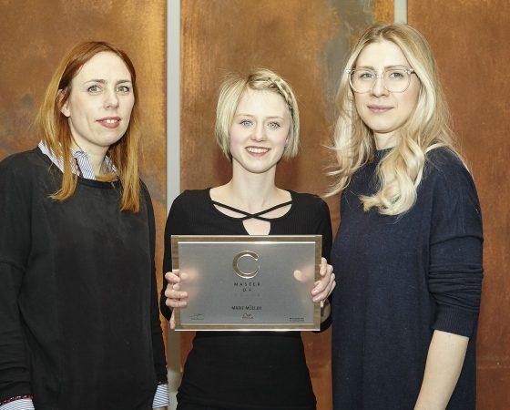 Diplom für Marie Müller